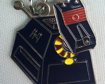 K-9 Doctor Who Keychain