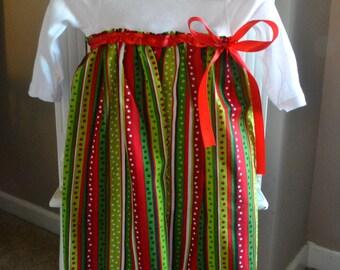 Christmas Onesie Dress