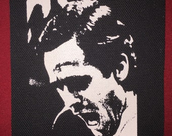 Ted Bundy Cloth Punk Patch