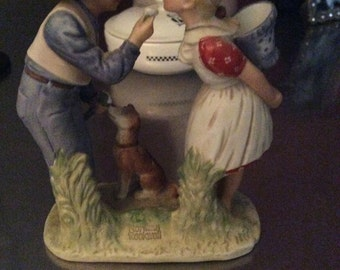 Norman Rockwell statue