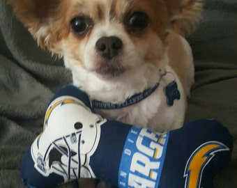 San Diego Chargers Squeeker Dog toy