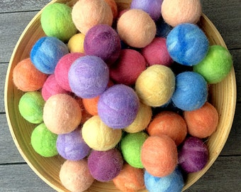 Fuzz/Fetch!  Alpaca Ball Toy for Cats/Small Dogs 3 Pack of Fun