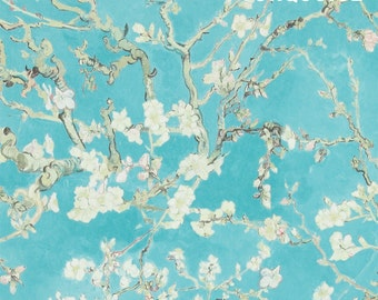 Van Gogh Blossoming Almond Trees Wallpaper