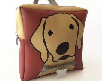 Little Packrats MILO the DOG Backpack
