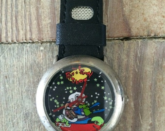 Ren and Stimpy watch not a reissue