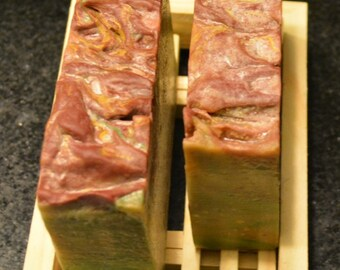 Clearance - Handcrafted Fall Signature Soap
