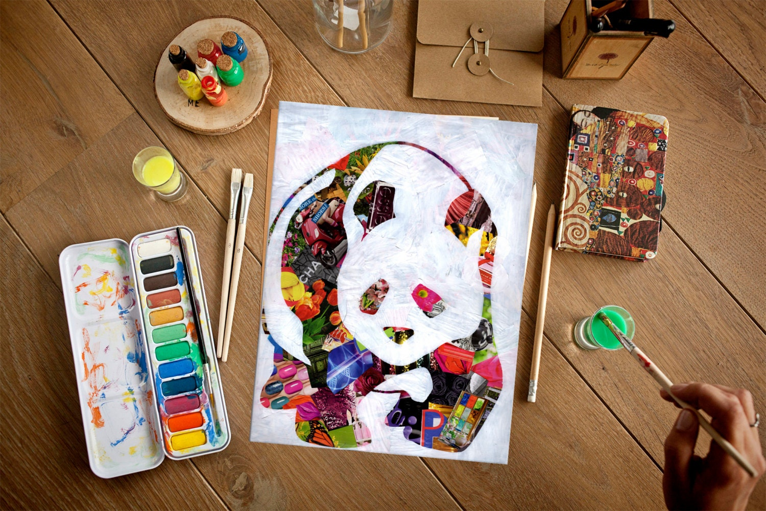 Mixed media art ideas for kids images for Cool art ideas for kids