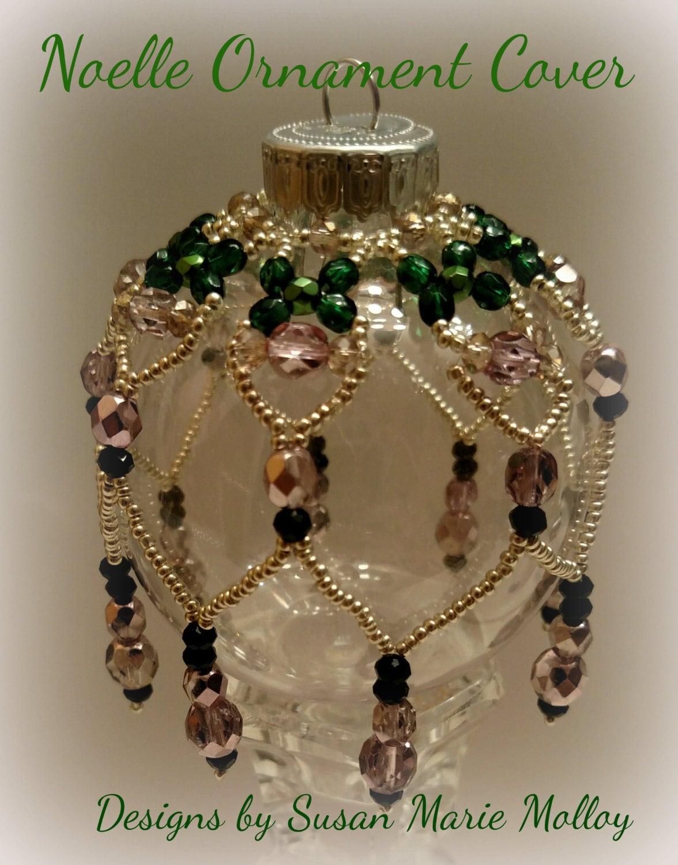 TUTORIAL: Noelle Beaded Christmas Ornament by ...