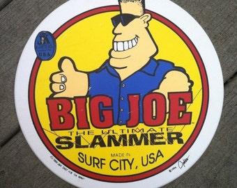 ON SALE! Vintage 1994 Pogs Big Joe Pog Slammer