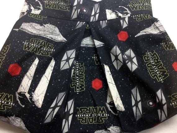 The Force: Star Wars Print Shoulder Purse