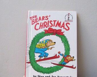1970 Berenstain Bears Christmas