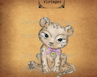 Color Cat Animal Feline Pet illustration Design Digital Image Download Printable Graphic Clip Art 300dpi svg jpg png