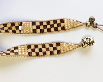 Boho bracelet. Chan Luu style bracelet. Beaded wrap bracelet. Trendy jewelry.Arm candy bracelet. Trendy bracelet. Leather wrap bracelet