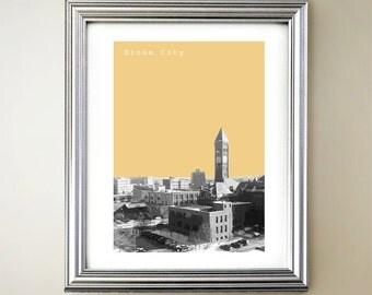 Sioux City Skyline