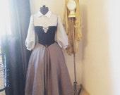 Briar Rose Princess Aurora Village Dress for Commission
