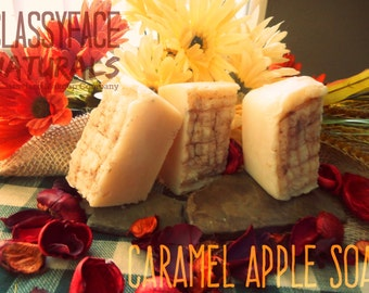 Caramel Apple Soap