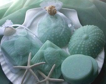 Maine Sea Urchin Sea Salt Soap