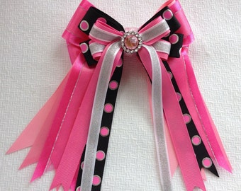 Horse Show Bows/gorgeous/hair accessory/equestrian clothing