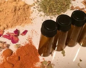 Wiccan Rose Oil