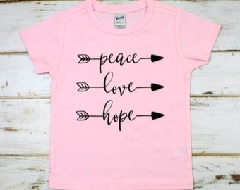 Peace Love Hope