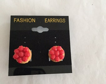 More Breakfast Earrings!