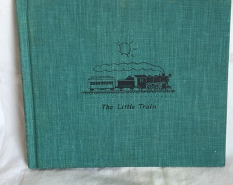 The Little Train by Lois Lenski,  a Wonderful Writer and Illustrator
