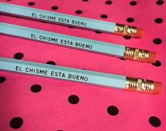 Chisme Pencil Set