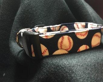 Baseball large collar