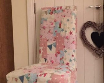 Shabby chic occassional chair