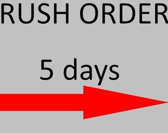 Ringordering Rush Order Request