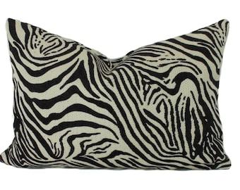 Zebra Print Sofa Etsy