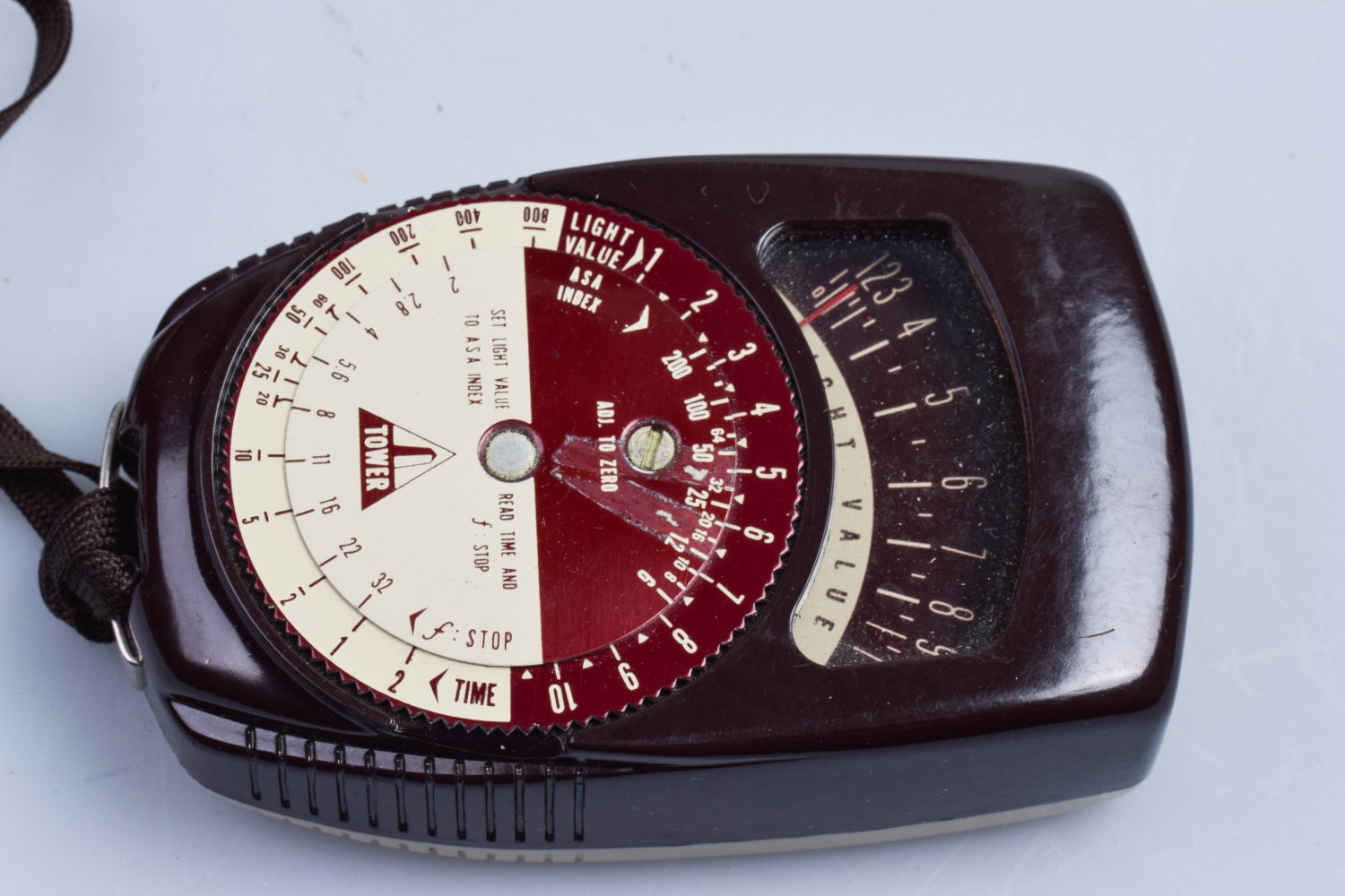 how to read a light meter film camera
