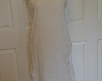 Vintage Stoneswear World of Fashion Women's White Slip / Negligee Size 36 Lace Trim