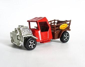 1970s Corgi Whizz Wheels toy farm truck Ole Macdonald, Made in Gt Britain