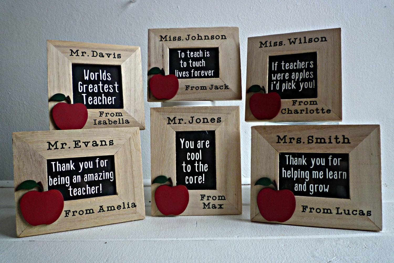 Teacher gift end of term teaching assistant unique