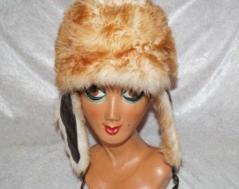1970's Toscana Lambskin Hat Cossack Hat