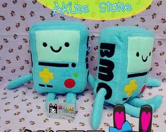 ADVENTURE TIME BMO plush toy  handmade