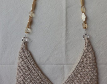 Masa bag crochet Bag