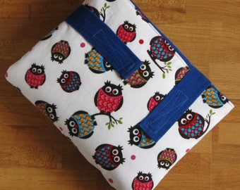 Changing pad, owls