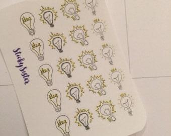 Bright ideas!