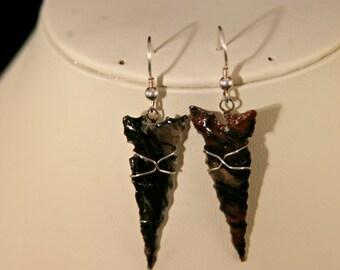 Arrowhead Earrings # 7