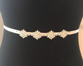 Dainty Wedding Belt