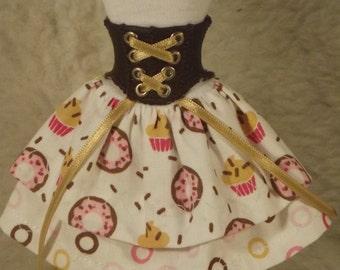 Dress + corset obitsu 27 cm (pullip)