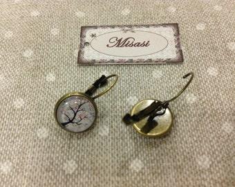 Earrings tree, 12 mm