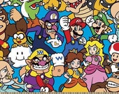 Mario nintendo skirt