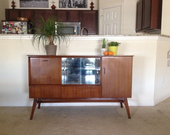 Vintage 1960's Beautility Sideboard