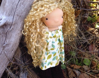 Waldorf Inspired Doll Maria
