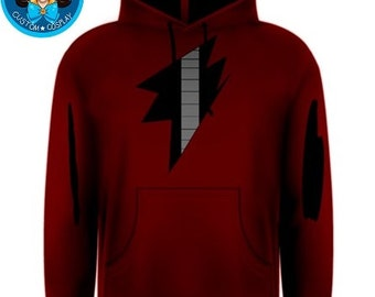 Sale-To Be Retired-FNAF Foxy Inspired Hoodie