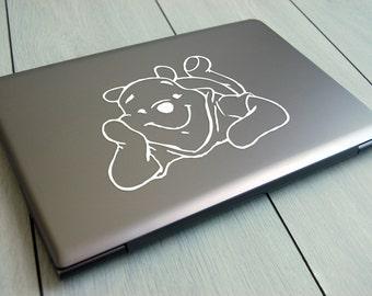Winnie the Pooh vinyl decal