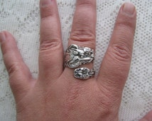 Popular Items For Thumb Rings On Etsy
